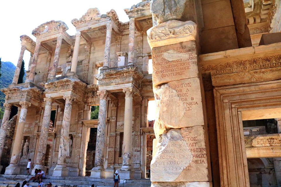 Revelation 2 The Church at Ephesus ~ A Light Shining in a Dark City