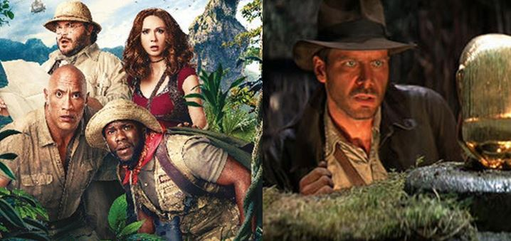 Seeking the Kingdom of God – Indiana Jones or Jumanji Style?